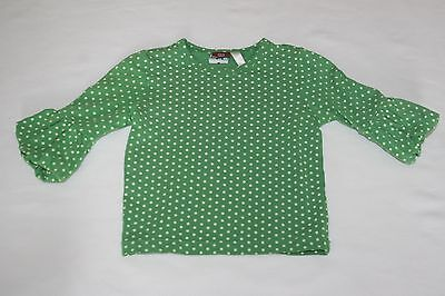 Matilda Jane Toddler Girl's Size 12m Character Counts Puffer Tee Top 12 months