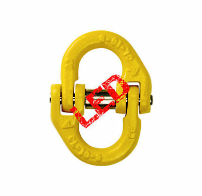 NEW industrial lifting equipment 10mm G80 Chain Connector