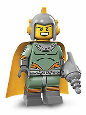 Lego minifig series 17 - the Retro Space Hero - brand new in open packet