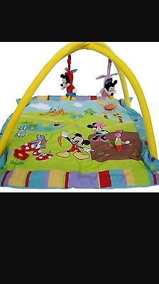 Tapis D'eveil Mickey Minnie