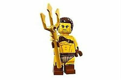Lego minifig series 17 - the Roman Gladiator - brand new in open packet