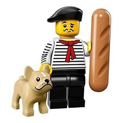 Lego minifig series 17 - the Connoisseur - brand new in open packet