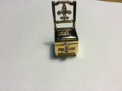 Chair Ring or Trinket Box