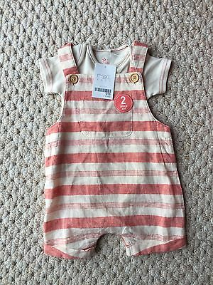 NEXT Baby Boy 2 Piece Outfit Size 3-6 Months BNWT