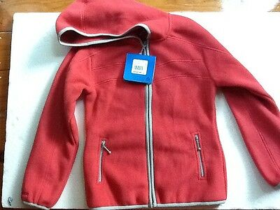 Girls Outdoor quality jacket by Lapwing Hoody size 8 NWT