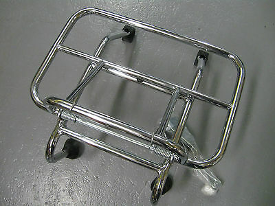 Lambretta Scooter Mod Universal Front Carrier  Cuppini Italy