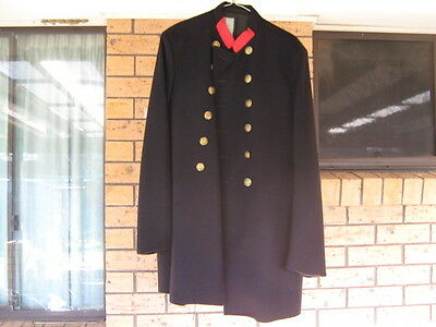 Old firefighter 'Lion tamer' tunic jacket