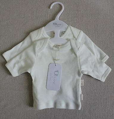 00000 Prem Baby Tops Cream Organic by David Jones
