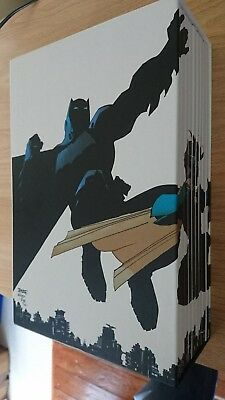 Batman Dark Knight III The Master Race Complete Collector's Edition 1-9+Slipcase
