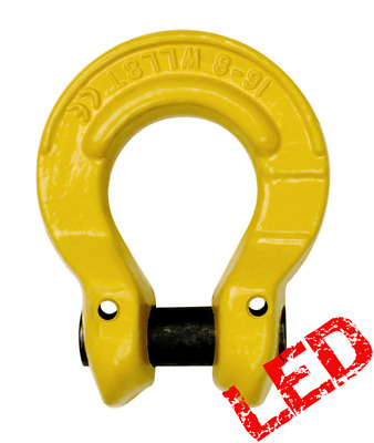NEW industrial lifting equipment 13mm G80 Omega Links