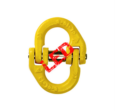 NEW industrial lifting equipment 6mm G80 Chain Connector