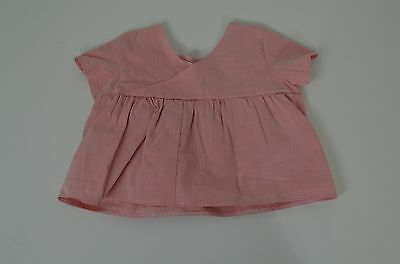 Unikat handmade Top Baby collection girls Größe ca 86 rosa gestreift
