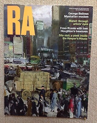 Royal Academy Magazine With George Bellows Cover - No.118 Spring 2013