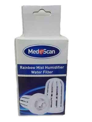 Medescan Rainbow Mist Humidifier Replacement Water Filter