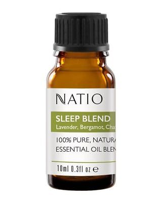 Natio sleep blend essential oil  100% pure and natural 10ml