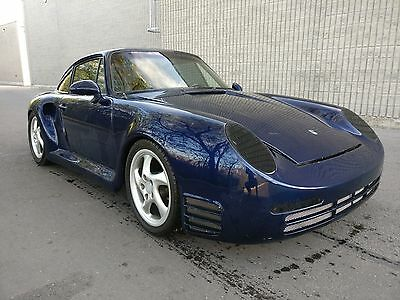 1983 Porsche 911 SC Coupe 3.0L 959 Conversion PORSCHE: 911 SC