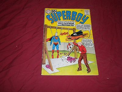 Superboy #92 (Oct 1961, DC) silver age 6.0/fn comic!!!!