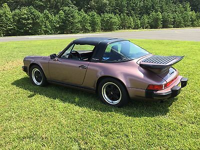 1988 Porsche 911  Rare 1988 Carrera Targa,  Factory air, clean, excellent  inside and out.