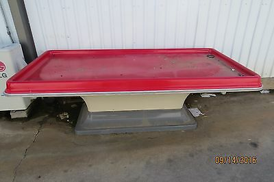 Farm Market Produce Table w/ Drain Display Vegetable Fruit  Farmers Stand Retail