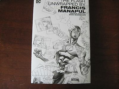 DC Comics The Flash Unwrapped By Francis Manapul