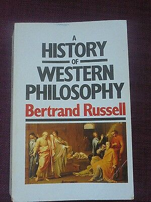 A History of Western Philosophy by Bertrand Russell (Paperback, 1989)