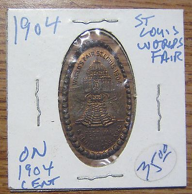 1904 St. Louis World's Fair on 1904 Cent Take a Look