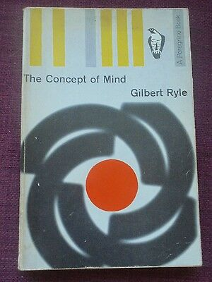 The Concept of Mind by Gilbert Ryle (1970)