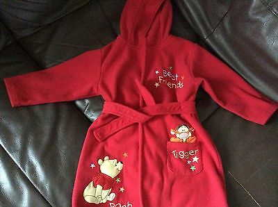 Lovely Disney Dressing Gown 12/18
