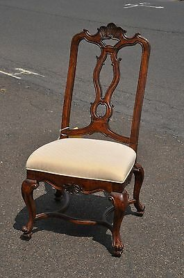 Four Drexel Heritage Tuscany Side Chairs (Never used)