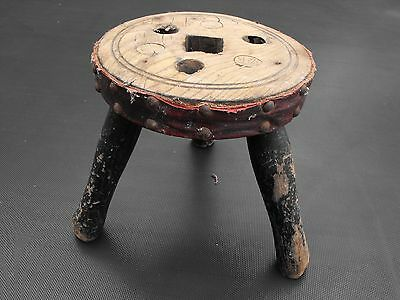 Antique Straining Stool