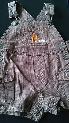 US Polo Assn Baby overalls size 12M