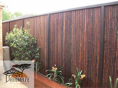 Bamboo Fencing Panels