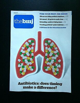 The BMJ (British Medical Journal) Magazine 27 May 2017