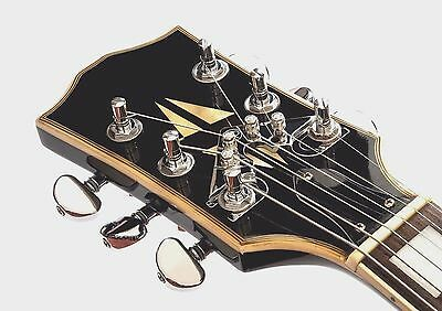 The String Butler - Guitar Tuning Improvement Device - Silver Chrome Plated