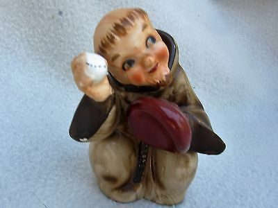 1956 NAPCO Monk playing Baseball Pitcher Friar
