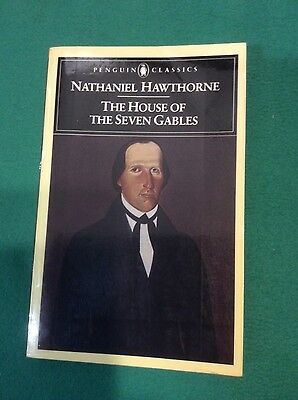 The House of the Seven Gables by Nathaniel Hawthorne (1981, Paperback)