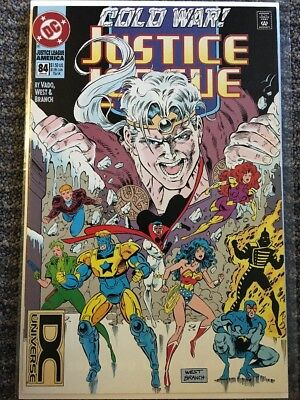 Justice League #84 DCU DC Universe Variant (Jan. 94)