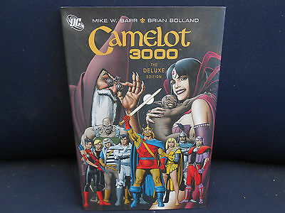 Camelot 3000: The Deluxe Edition HC (Dec 2008, DC)