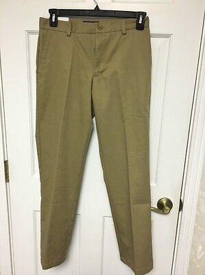 New-Men's-Izod-Pants-Medium Beige-Size 30 X 30
