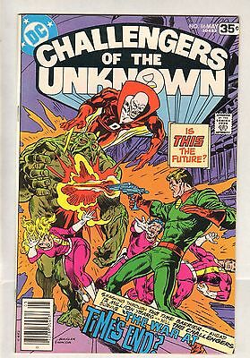 Challengers of the Unknown #86 (VF/NM) (1978, DC) HIGH GRADE!