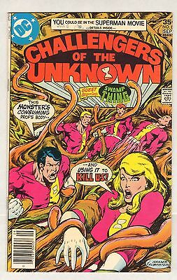 Challengers of the Unknown #82 (FN) (1977, DC)