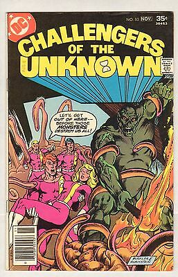 Challengers of the Unknown #83 (FN/VF) (1977, DC)