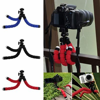 Mini Octopus Flexible Tripod Stand Bracket Holder for Small Camera DV Camcorder