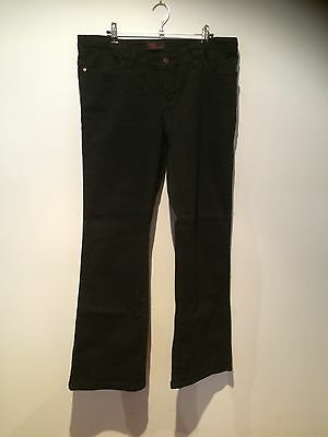 New Beginnings Black Maternity Jeans Size 14