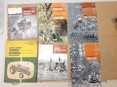 John Deere Pamphlets and Operating Manual