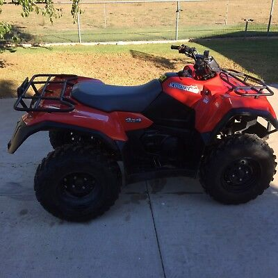 Suzuki ATV, LTF400A Motorbike, Automatic, Selectable 4wd, immaculate Cond.