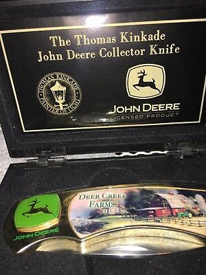 John Deere Collectible Knife