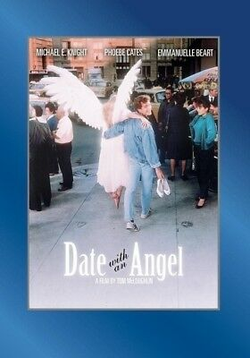 Date With An Angel - Michael E. Knight - Phoebe Cates - Widescreen 2012 DVD