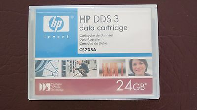 HP DDS-3 24GB data cartridge C5708A - 2 available