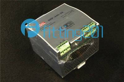 DRP-240-24 240W DC24V High Power Guide way Din Rail Switching Power Supply MW